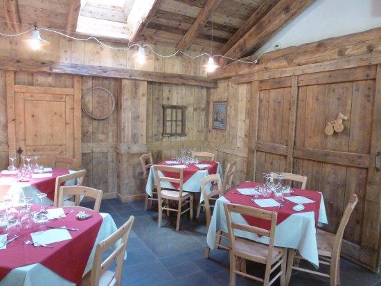 Valsavarenche, Italy: Interno