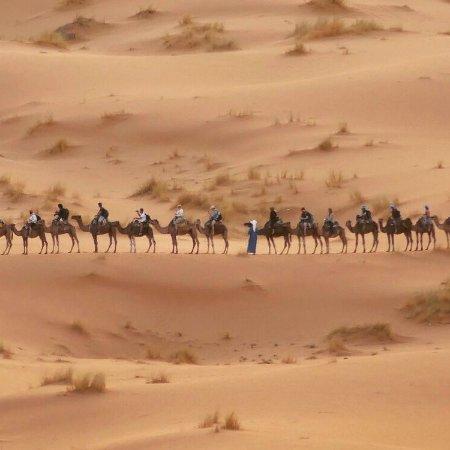 Wustentouren Marokko