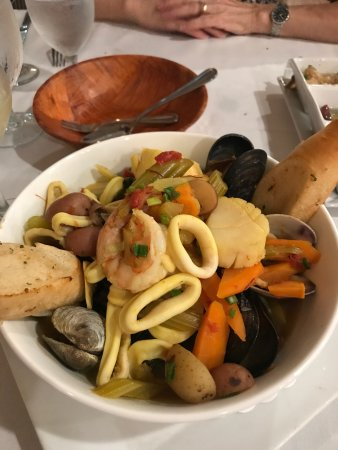 Piermont, Νέα Υόρκη: Excellent seafood and very attentive service