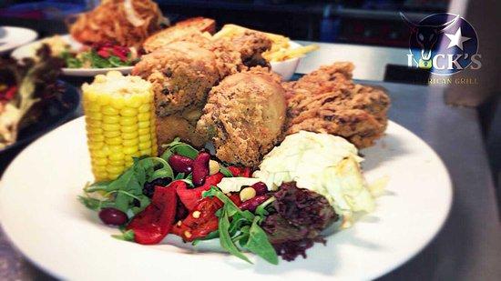 Ballyclare, UK: 3 piece Southern Fried
