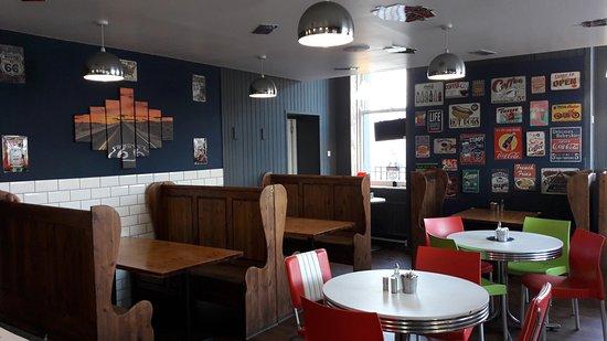Ballyclare, UK: New Interior