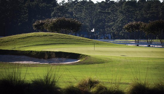 Southern Pines, Carolina del Norte: Par 3, Number 11