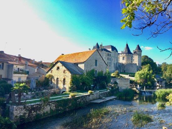 Chateau de Verteuil