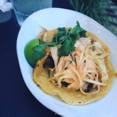 Rockford, MI: Grilled pork belly taco