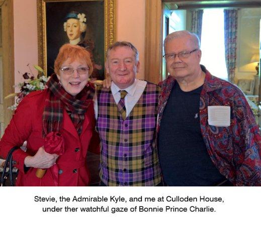 Culloden House: Wonderful staff ...