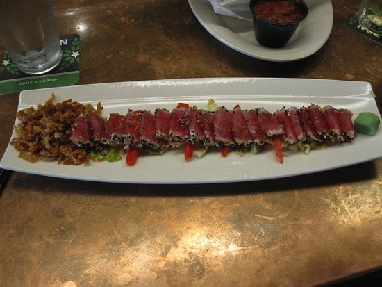Hastings, MN: Seared Ahi Tuna  11.99