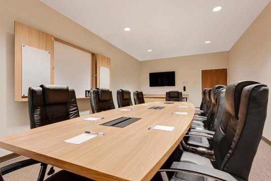 Clarion, PA: Executive Boardroom which can be rented for a full or half day. Please contact the hotel directl