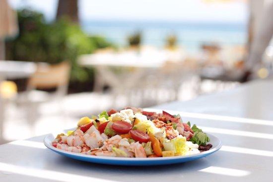 Manalapan, FL: Seafood Cobb Salad