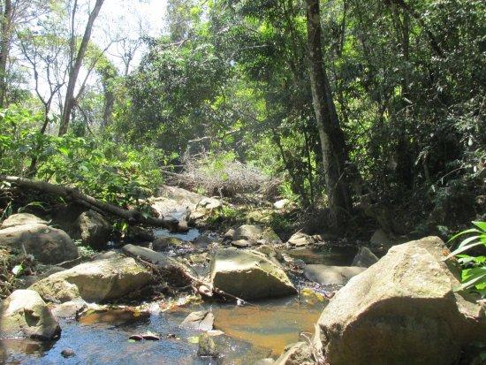 Cachoeira Da Boa Vista Dos Barbosas
