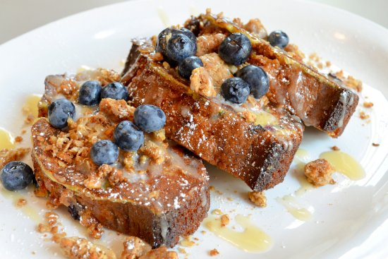 Johns Creek, GA: Autumn in Italy French Toast
