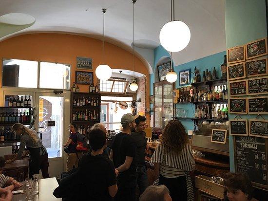 Ristorante caffe vini emilio ranzini in torino con cucina - Ristorante porta di po torino ...
