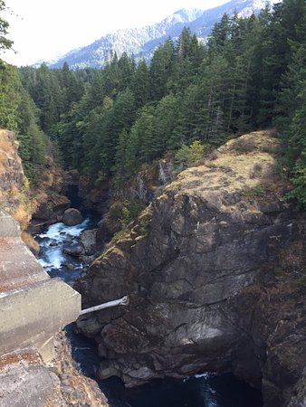 Port Angeles, WA: Glines Canyon