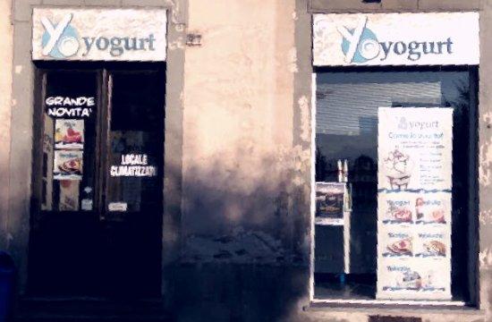 San Mauro Torinese, Italia: Yo yogurt