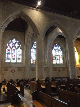 Église Notre-Dame a Orbec: Nôtre dame d orbec