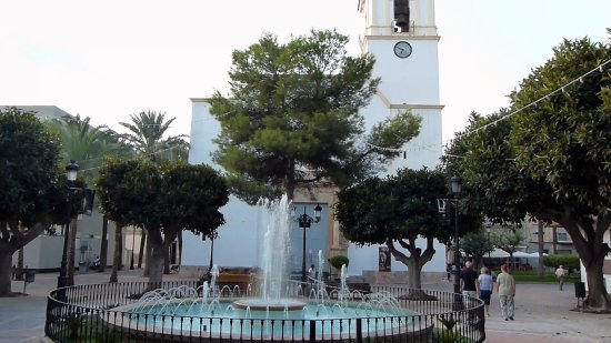 Dolores, Spania: View of Church