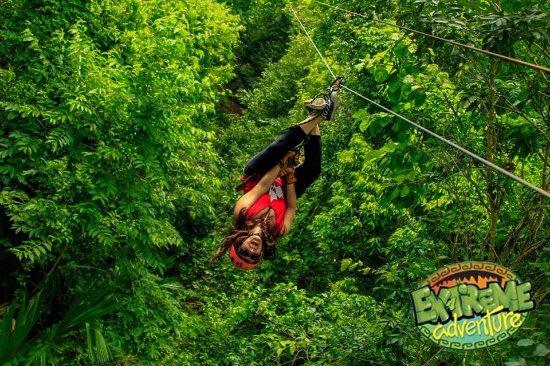 Hummer Jungle Tours: Zip it
