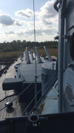 Battleship NORTH CAROLINA: photo2.jpg