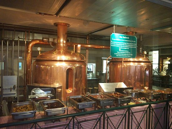 Hansens Brauerei: Alambiques