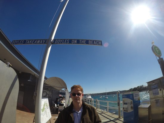 Watsons Bay, Австралия: signage