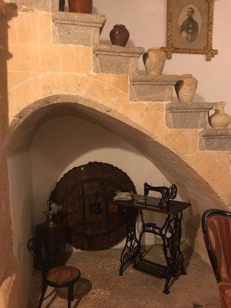 Santa Eugenia, Espagne : Saloncito