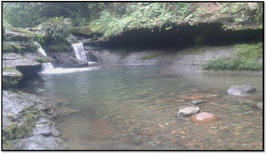 Tena, Ecuador: Cascadas Pimpillitu(Mariposa Azul)