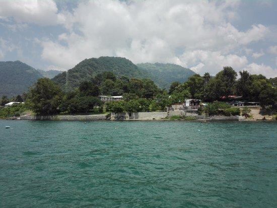 Lake Atitlan, Guatemala: Passeio de barco