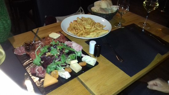 planche charcuterie fromages picture of la part des anges lille tripadvisor. Black Bedroom Furniture Sets. Home Design Ideas