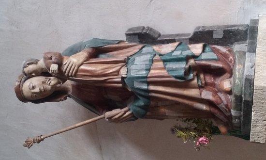 Chapelle de Kermaria-en-Isquit: 20170920_154932_large.jpg