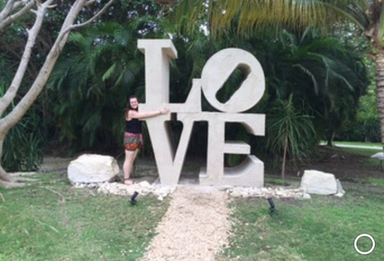 Ocean Maya Royale: In the grounds