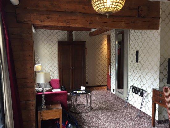 The Hanseatic Hotel : Deluxe Double room