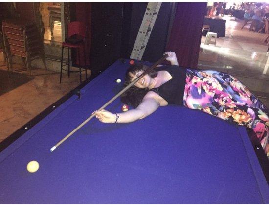 Ocean Maya Royale: Playing pool