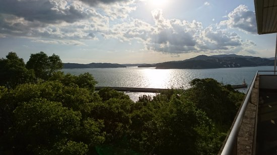 Bizen, Japón: 頭島からの眺めです。穏やかな海、癒されます。