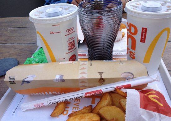 Vanves, Francia: Mc Do