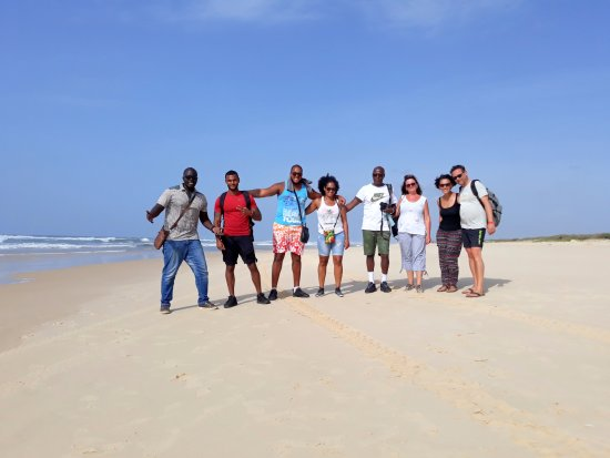 Mbour, Senegal: le senegal en famille avec Happy excursions senegal