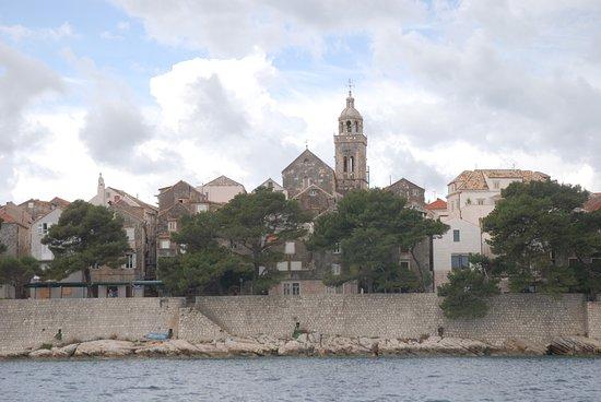 Korcula Island, Croácia: Korçula
