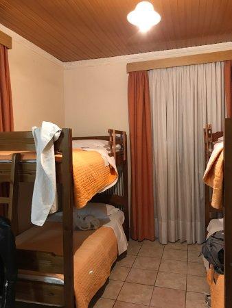 Hotel Neos Olympos: Pokój dla dwóch osób-pary na ostatnim pietrze dla bardzo niewymagających