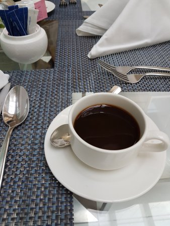 Villa Rotana - Dubai: They have a good black coffee