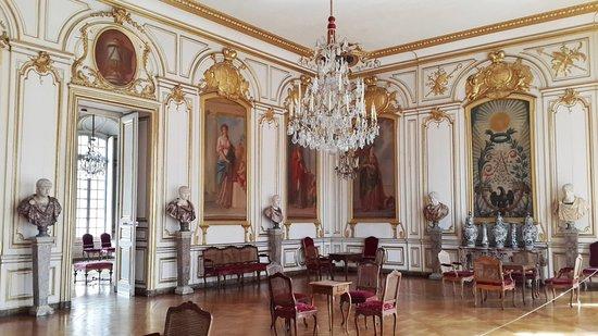 Palais de Rohan : Salones del museo de arte decorativo.