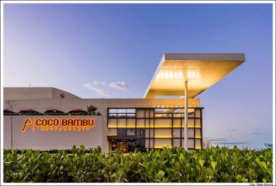 Excelente Restaurante Coco Bambu Campinas