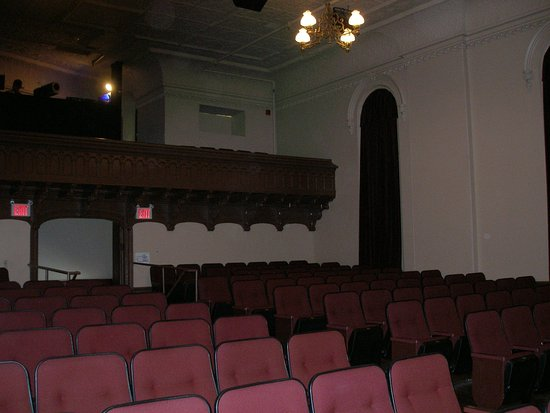 Port Perry, Canada: The audience seating