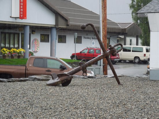 Petersburg, AK : more yard art