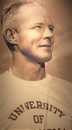 Oklahoma Memorial Stadium: The Great Bud Wilkinson - Loved this Coach