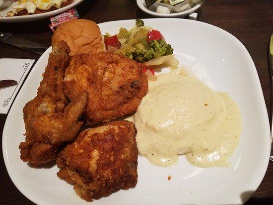 Onamia, Миннесота: Broad Chicken Dinner