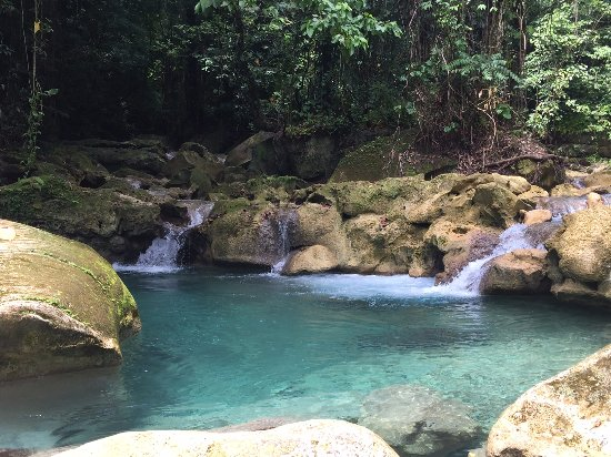 Long Bay, Jamaika: Waterfall Trip