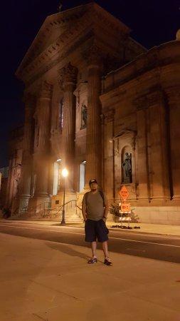 Courtyard Philadelphia Downtown: centro de Filadelfia