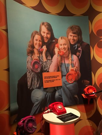 ABBA The Museum: Llamando a ABBA