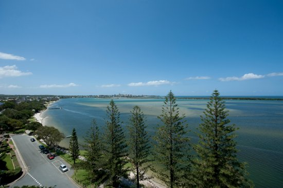 Golden Beach, Australien: Balcony view