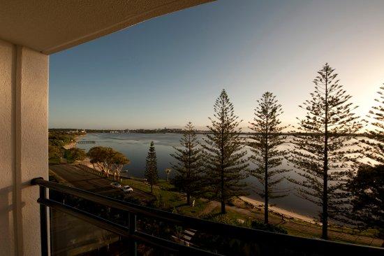 Golden Beach, Austrália: Evening