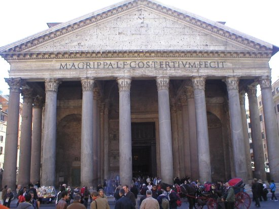 Photo of Pantheon in Rome, , IT