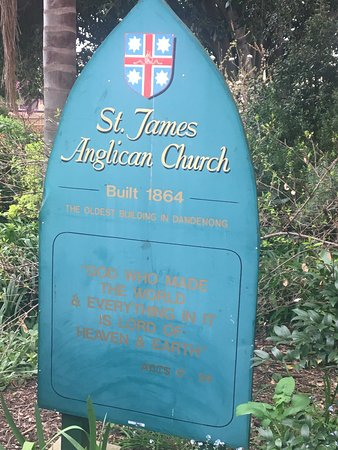 Dandenong, Australia: St James' Anglican Church